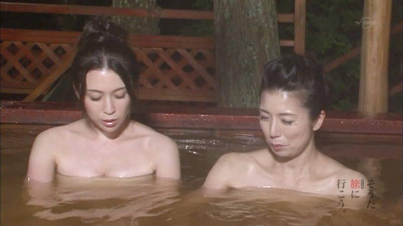【雛形あきこキャプ画像】アラフォーになっても貫禄の巨乳と貫禄の入浴テクを見せる雛形あきこwww 13