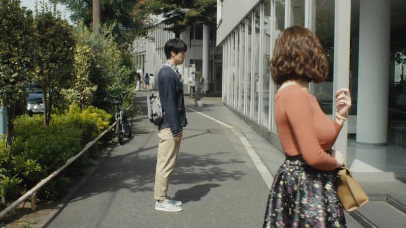 【筧美和子キャプ画像】爆乳のことしか印象に残らないという筧美和子出演のドラマwww 03