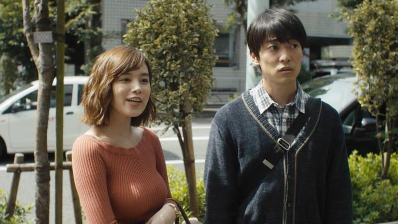 【筧美和子キャプ画像】爆乳のことしか印象に残らないという筧美和子出演のドラマwww 04