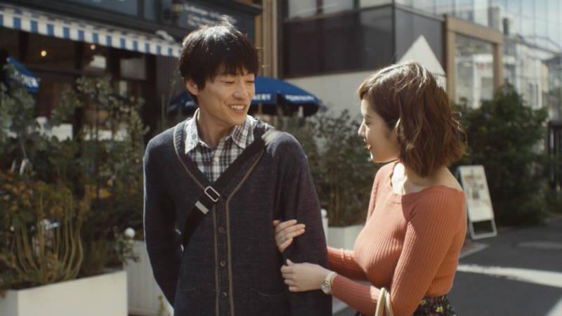【筧美和子キャプ画像】爆乳のことしか印象に残らないという筧美和子出演のドラマwww 10