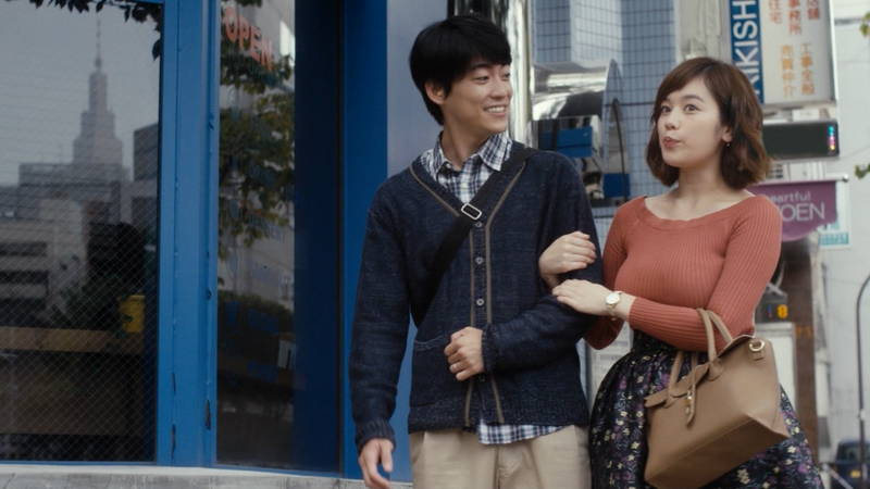 【筧美和子キャプ画像】爆乳のことしか印象に残らないという筧美和子出演のドラマwww 15