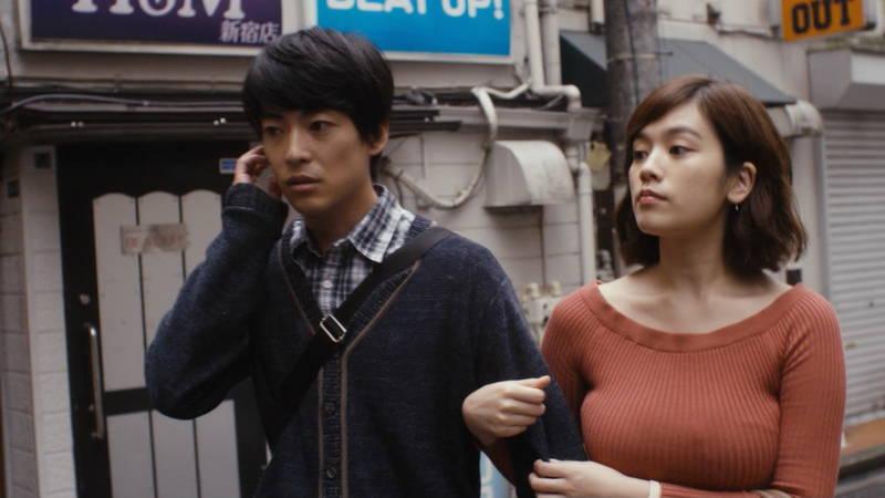 【筧美和子キャプ画像】爆乳のことしか印象に残らないという筧美和子出演のドラマwww 16