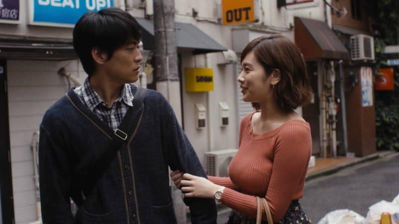 【筧美和子キャプ画像】爆乳のことしか印象に残らないという筧美和子出演のドラマwww 18