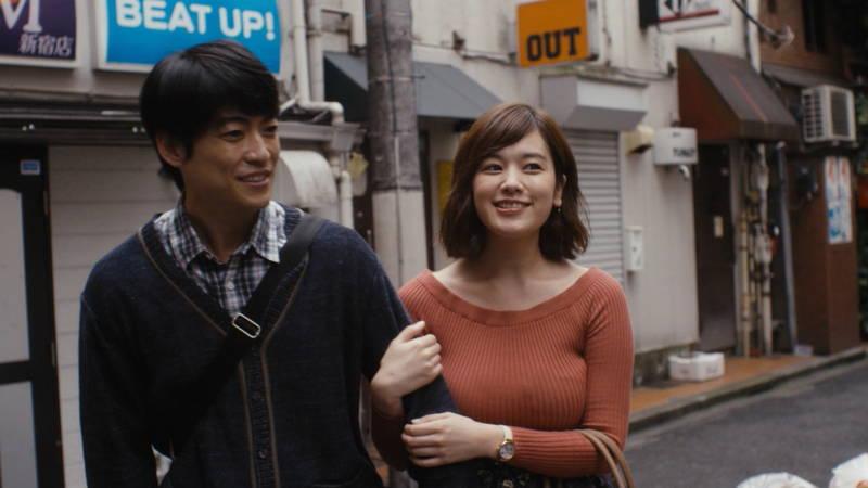 【筧美和子キャプ画像】爆乳のことしか印象に残らないという筧美和子出演のドラマwww 19