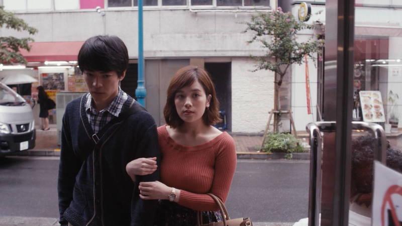 【筧美和子キャプ画像】爆乳のことしか印象に残らないという筧美和子出演のドラマwww 21