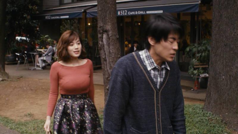 【筧美和子キャプ画像】爆乳のことしか印象に残らないという筧美和子出演のドラマwww 23