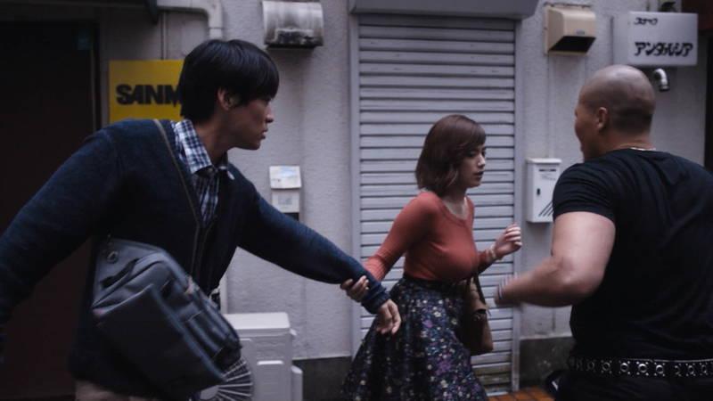 【筧美和子キャプ画像】爆乳のことしか印象に残らないという筧美和子出演のドラマwww 25