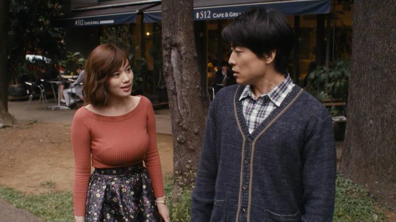 【筧美和子キャプ画像】爆乳のことしか印象に残らないという筧美和子出演のドラマwww 27