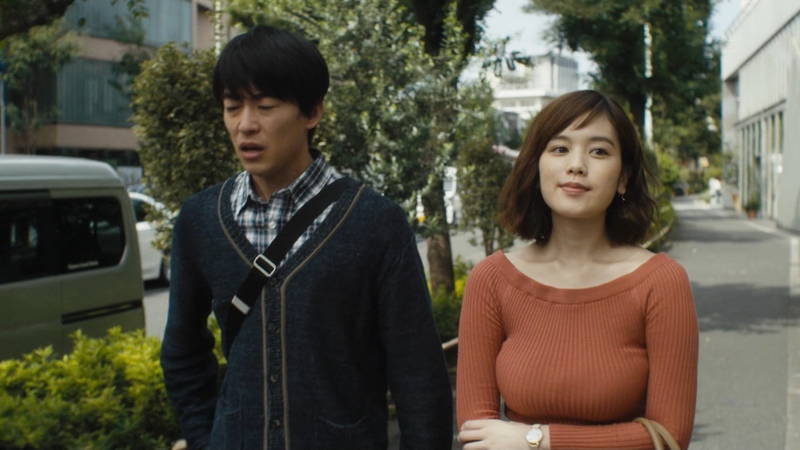 【筧美和子キャプ画像】爆乳のことしか印象に残らないという筧美和子出演のドラマwww 31