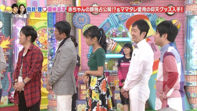 【小島瑠璃子キャプ画像】こじるりのおっぱい強調ファッションが凄すぎて勃起必至www 06