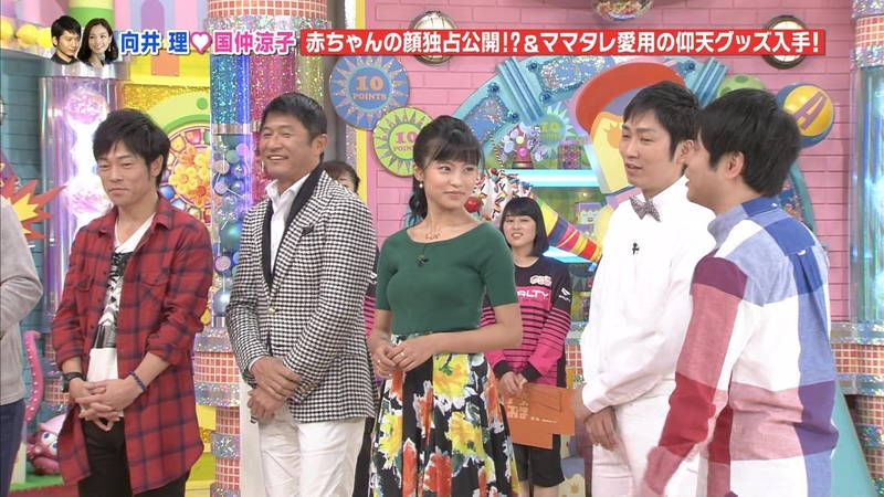 【小島瑠璃子キャプ画像】こじるりのおっぱい強調ファッションが凄すぎて勃起必至www 08