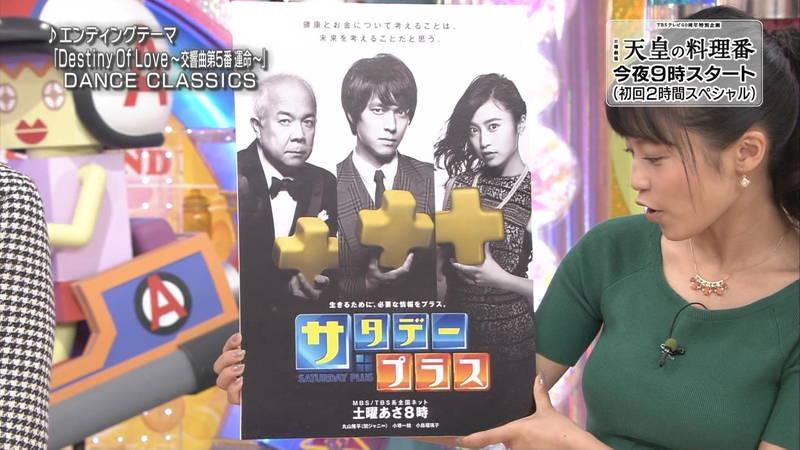【小島瑠璃子キャプ画像】こじるりのおっぱい強調ファッションが凄すぎて勃起必至www 09