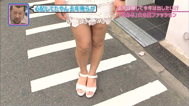 【夏キャプ画像】夏らしい露出度の高いファッションの特集が痴女ってるレベルwww 09