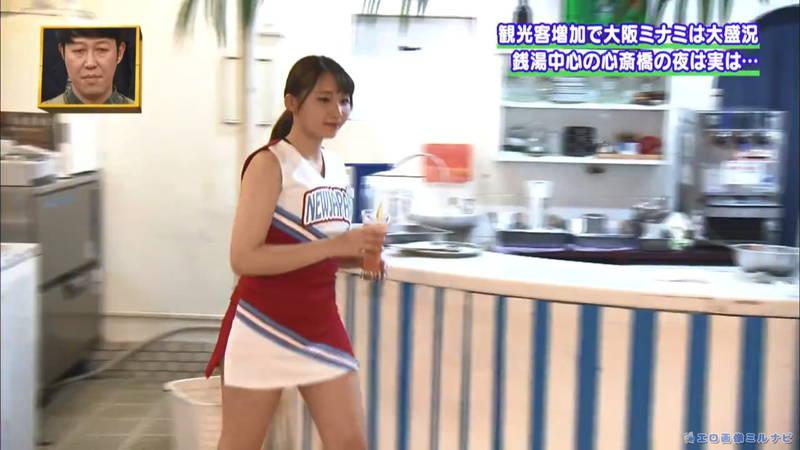 【サウナキャプ画像】大阪のサウナの男湯をレポートすることになったコスプレ女子www 26