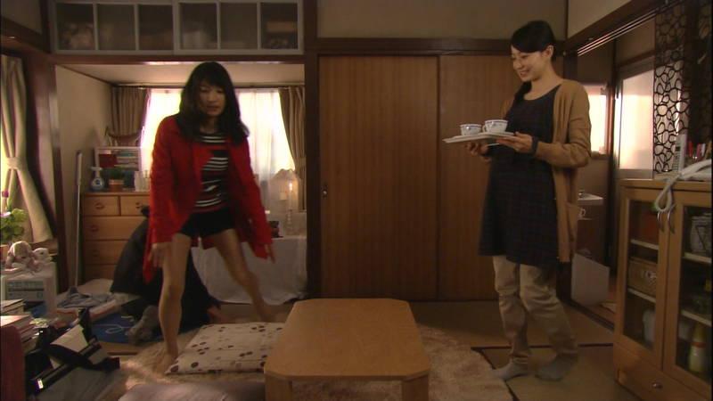 【土屋太鳳キャプ画像】土屋太鳳がドラマで短パン姿になって健康的な太ももを披露www 04