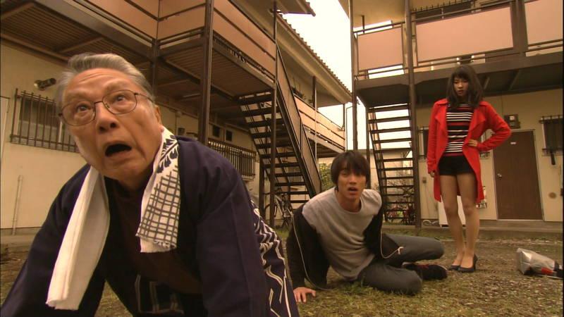 【土屋太鳳キャプ画像】土屋太鳳がドラマで短パン姿になって健康的な太ももを披露www 15