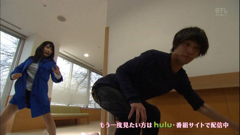 【土屋太鳳キャプ画像】土屋太鳳がドラマで短パン姿になって健康的な太ももを披露www 19