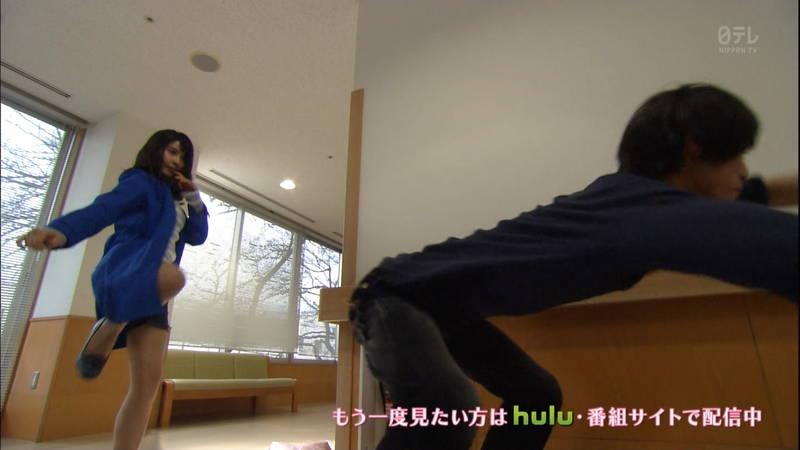 【土屋太鳳キャプ画像】土屋太鳳がドラマで短パン姿になって健康的な太ももを披露www 22
