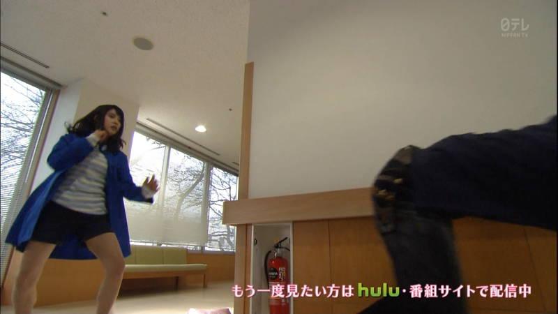 【土屋太鳳キャプ画像】土屋太鳳がドラマで短パン姿になって健康的な太ももを披露www 24