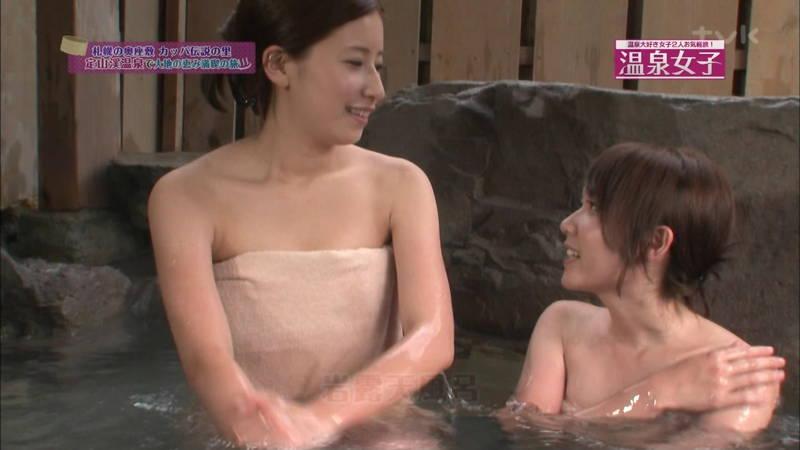 【マッサージキャプ画像】温泉番組は入浴シーンだけじゃなくマッサージシーンも捨てられないwww 04