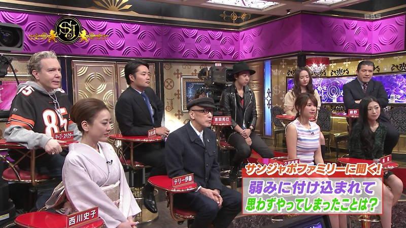 【久松郁実キャプ画像】おっぱい要員として出演する久松郁実の着衣巨乳がすごいwww 11