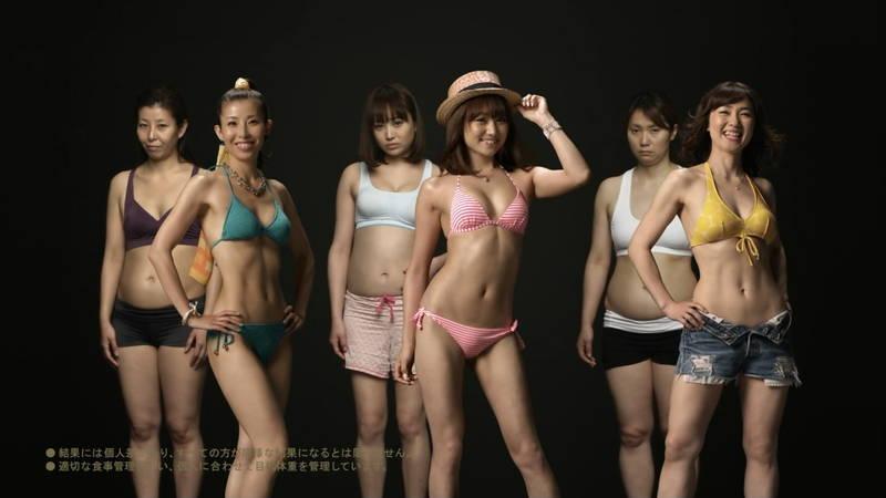 【素人キャプ画像】関西の海水浴場のインタビューで爆乳ばかりが映るという奇跡www 12