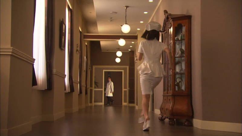 【堀北真希キャプ画像】エロさなんてなくてもいい!堀北真希のナース姿が見れるなら!