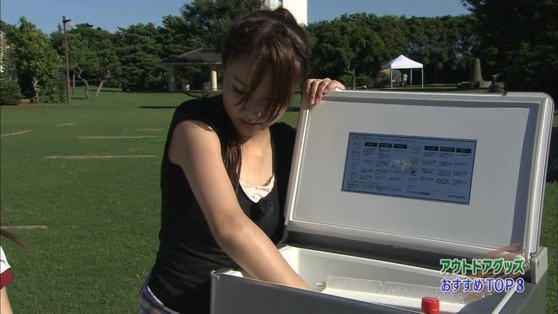 【美咲アヤカキャプ画像】Fカップというちょうどいいぐらいの巨乳がビキニでも着衣でもエロい!w 07