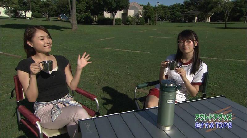 【美咲アヤカキャプ画像】Fカップというちょうどいいぐらいの巨乳がビキニでも着衣でもエロい!w 14