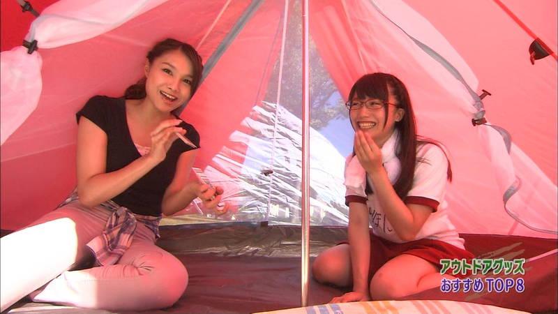【美咲アヤカキャプ画像】Fカップというちょうどいいぐらいの巨乳がビキニでも着衣でもエロい!w 16