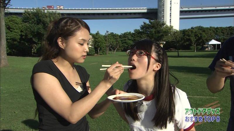 【美咲アヤカキャプ画像】Fカップというちょうどいいぐらいの巨乳がビキニでも着衣でもエロい!w 19
