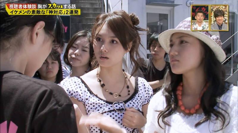 【美咲アヤカキャプ画像】Fカップというちょうどいいぐらいの巨乳がビキニでも着衣でもエロい!w 21