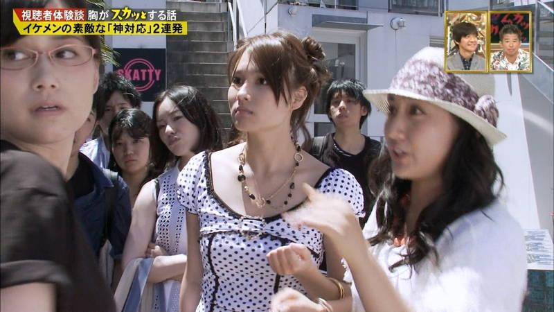 【美咲アヤカキャプ画像】Fカップというちょうどいいぐらいの巨乳がビキニでも着衣でもエロい!w 22