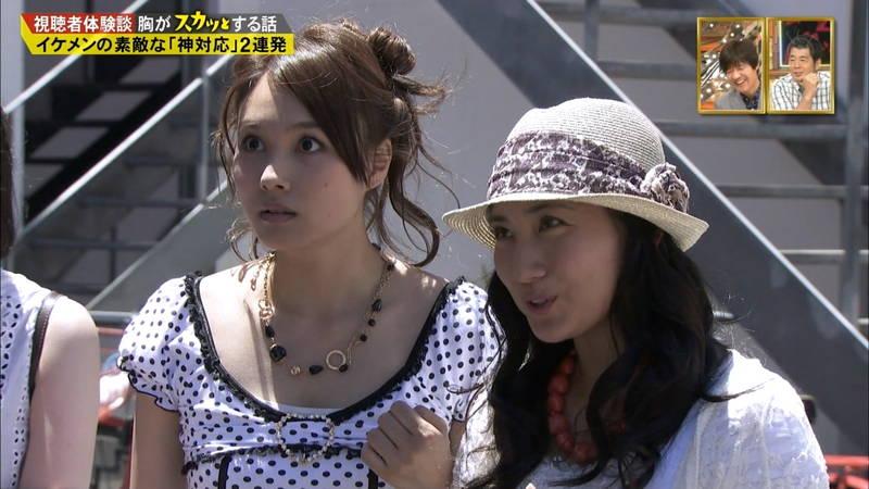 【美咲アヤカキャプ画像】Fカップというちょうどいいぐらいの巨乳がビキニでも着衣でもエロい!w 24