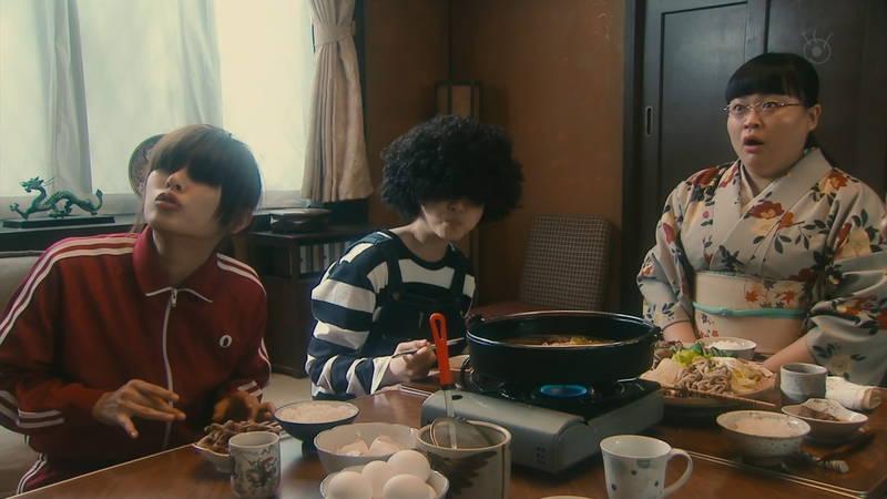 【内田理央キャプ画像】芋ジャージでも、前髪が長すぎても、可愛さを隠せない内田理央www