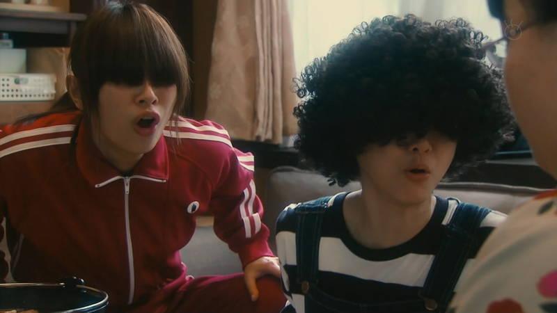 【内田理央キャプ画像】芋ジャージでも、前髪が長すぎても、可愛さを隠せない内田理央www 04
