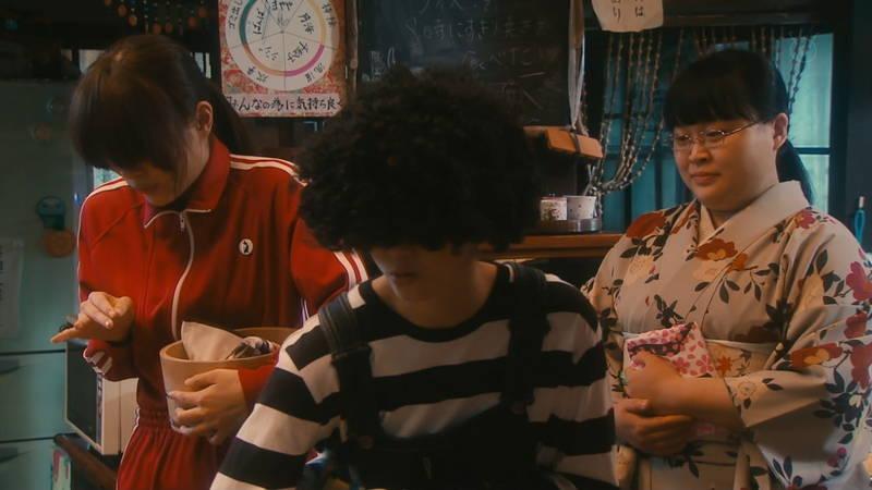 【内田理央キャプ画像】芋ジャージでも、前髪が長すぎても、可愛さを隠せない内田理央www 06