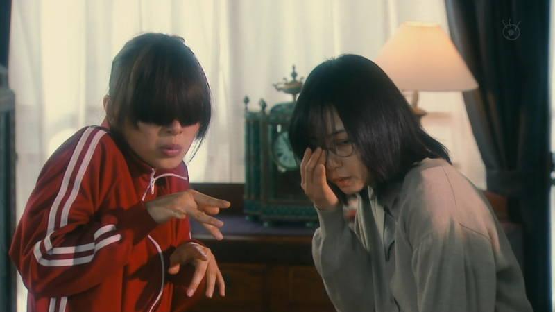 【内田理央キャプ画像】芋ジャージでも、前髪が長すぎても、可愛さを隠せない内田理央www 10