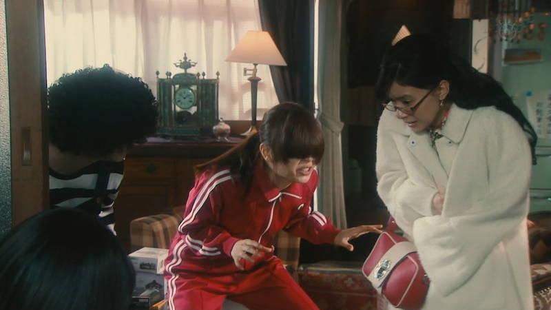 【内田理央キャプ画像】芋ジャージでも、前髪が長すぎても、可愛さを隠せない内田理央www 11