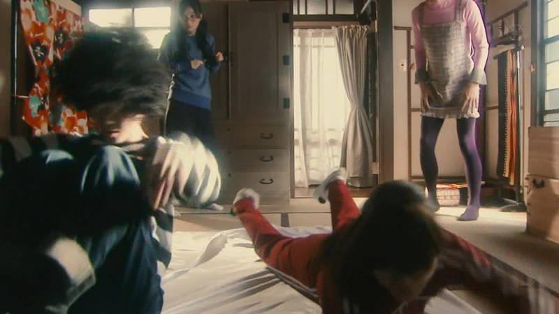 【内田理央キャプ画像】芋ジャージでも、前髪が長すぎても、可愛さを隠せない内田理央www 14