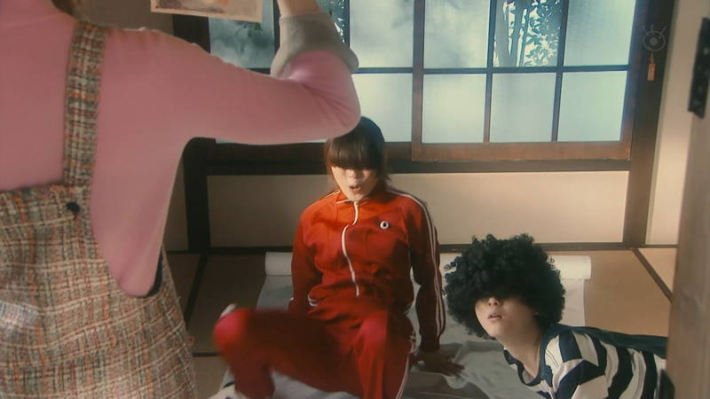 【内田理央キャプ画像】芋ジャージでも、前髪が長すぎても、可愛さを隠せない内田理央www 15