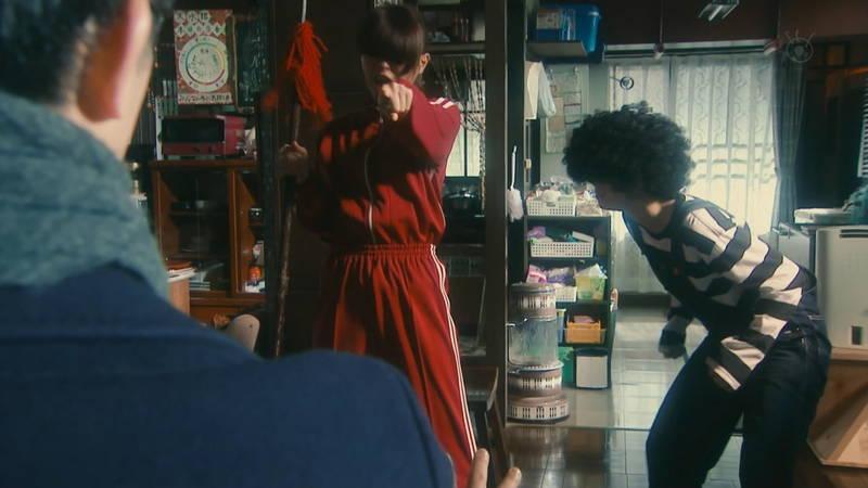 【内田理央キャプ画像】芋ジャージでも、前髪が長すぎても、可愛さを隠せない内田理央www 21