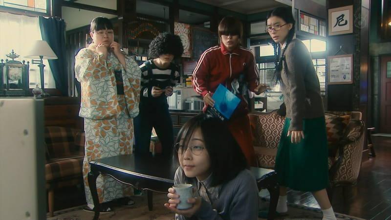 【内田理央キャプ画像】芋ジャージでも、前髪が長すぎても、可愛さを隠せない内田理央www 26
