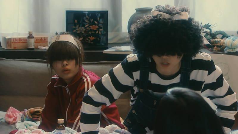 【内田理央キャプ画像】芋ジャージでも、前髪が長すぎても、可愛さを隠せない内田理央www 30