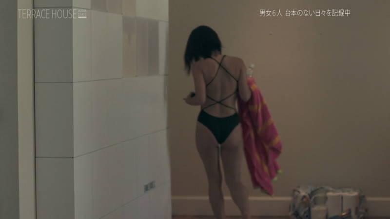 【福山智可子キャプ画像】エクササイズや大胆水着でいちいち色気を出してくる福山智可子www 34