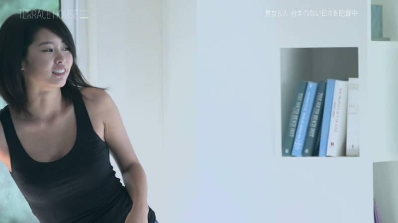 【福山智可子キャプ画像】エクササイズや大胆水着でいちいち色気を出してくる福山智可子www 41