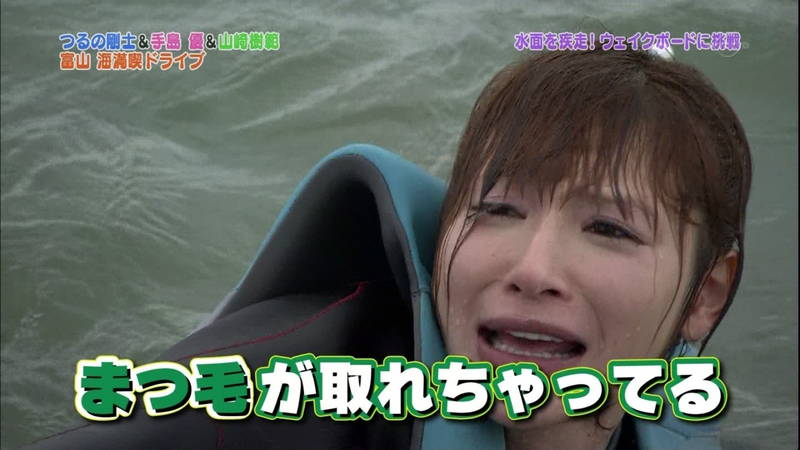 【手嶋優キャプ画像】温泉に入浴している手嶋優が悔しいけど抜けるwww 28