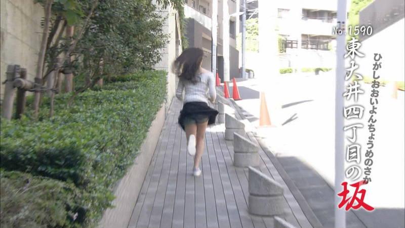 【清水あいりキャプ画像】Hカップを全力で揺らして坂道を駆け上がる清水あいりwww 20