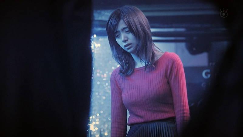 【池田エライザキャプ画像】池田エライザのドラマがセーター巨乳が全面的にフィーチャーされているwww 07