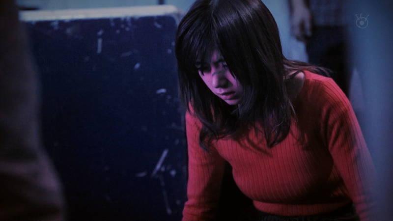 【池田エライザキャプ画像】池田エライザのドラマがセーター巨乳が全面的にフィーチャーされているwww 08